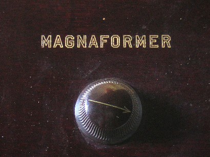 Magnaformer Engraved Panel