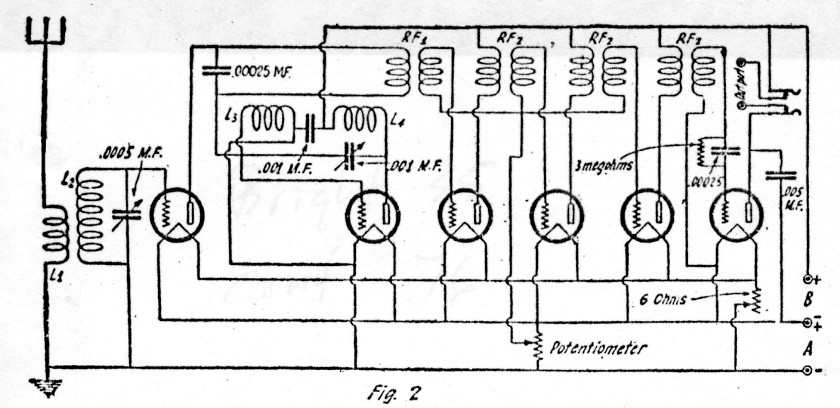 Ultradyne Schematic